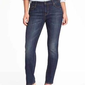 Old Navy Curvy Profile Mid Rise Jeans Size 16